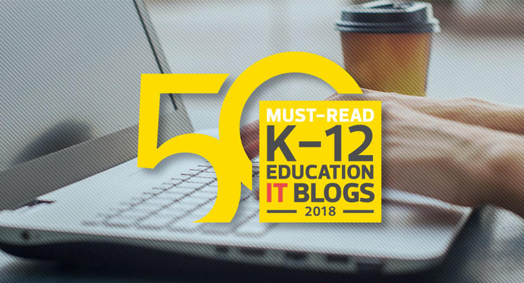 2018 Must-Read Blogger List K—12
