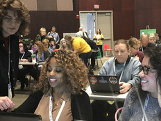 Mesha Daniel at TCEA