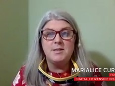 Marialice Curran, Founder, Digital Citizenship Institute