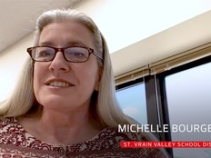 Michelle Bourgeois, CTO, St. Vrain Valley School District