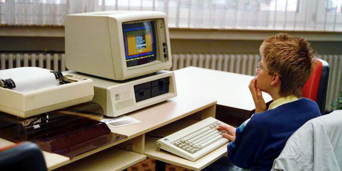 The IBM 5150 Began the Classroom Technology Revolution