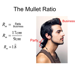 Teacher uses the mullet ratio to make math come alive edtech teacher uses the mullet ratio to make math come alive edtech magazine urmus Choice Image
