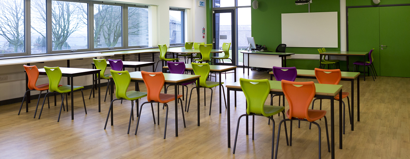 Updates to Learning Spaces Make Schools Future-Ready