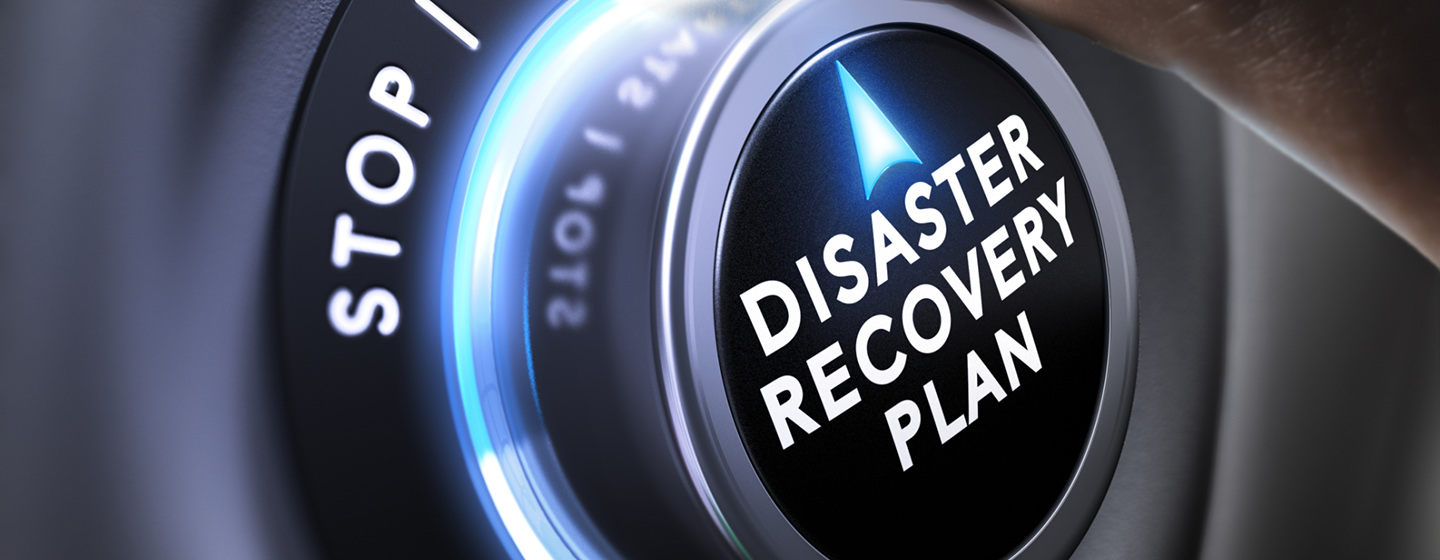 Software as a service disaster recovery