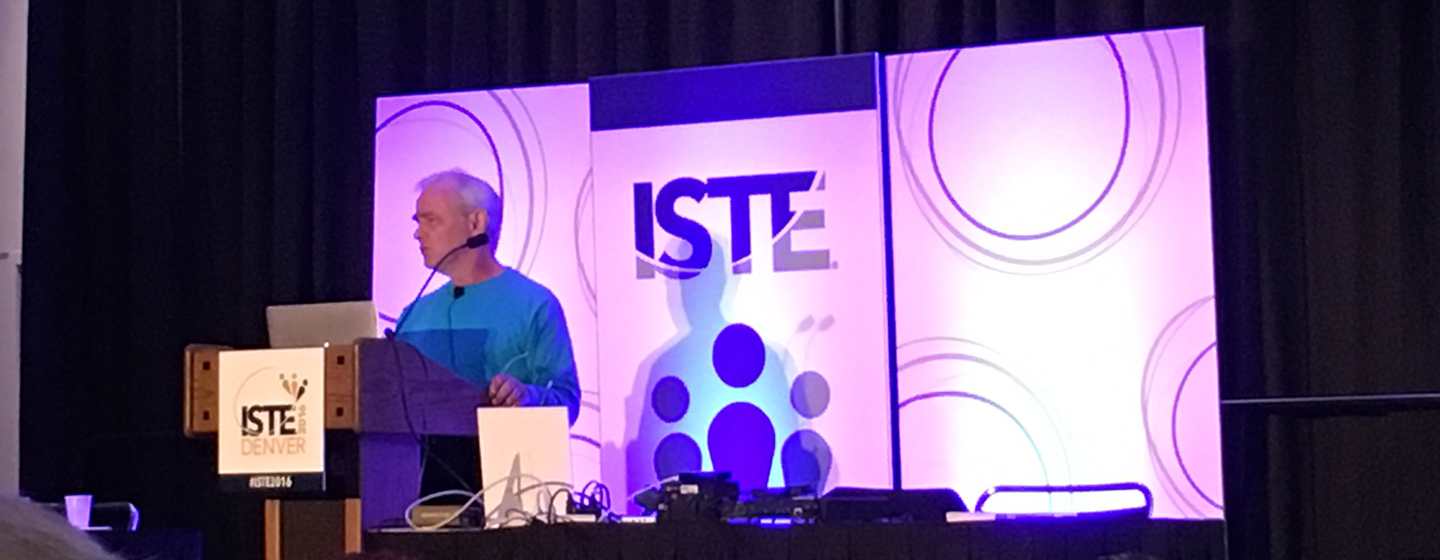 ISTE 2016: 5 Tech Trends Reshaping Education