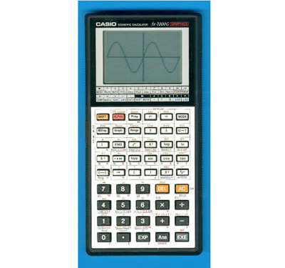 First Graphing Calculator