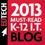 K-12 Blogger Badge 100px