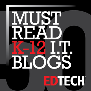 K-12 Blogger Badge 300