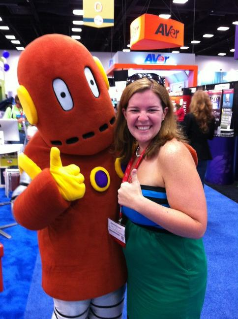 BrainPop at ISTE 2012