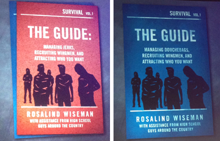 The Guide to Jerks Rosalind Wiseman