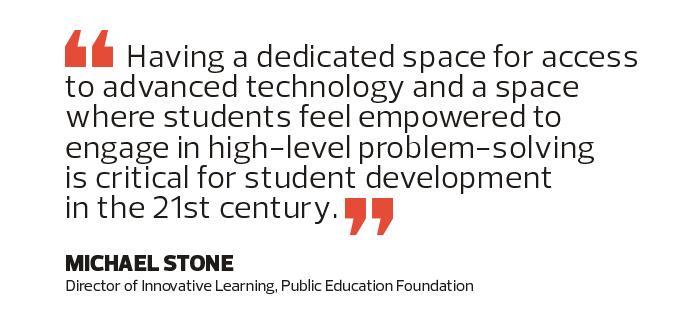 School STEM Labs Inspire Students, Power Innovation | EdTech