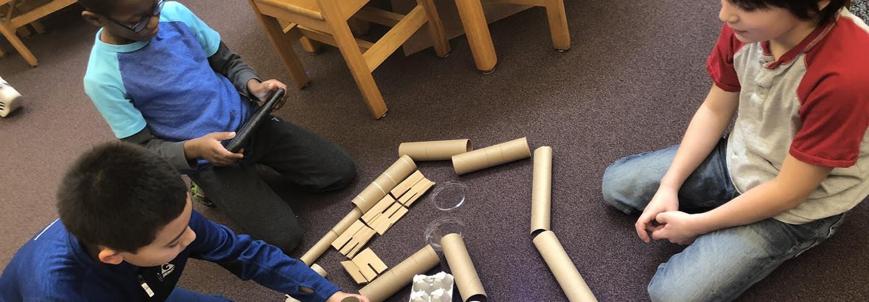 Prairieview School robotics