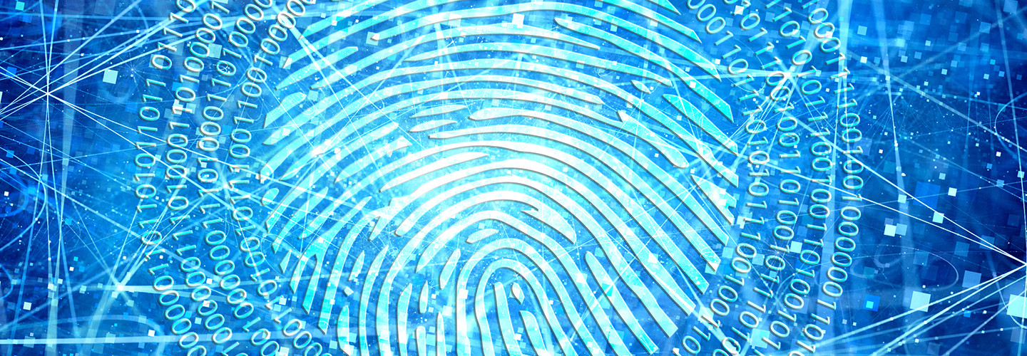 Finger print digital security