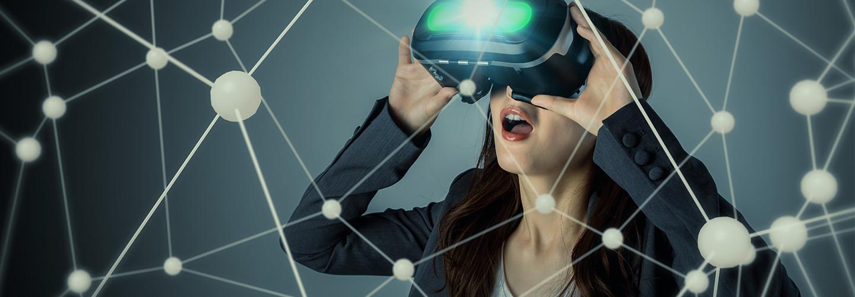 Virtual reality edge computing