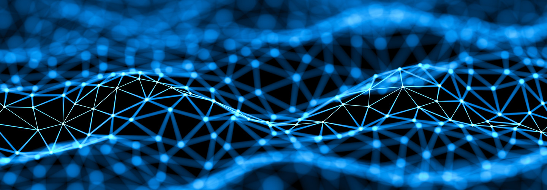 Network concept art
