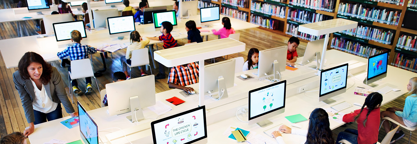 K–12\'s Digital Transformation Is Giving Libraries a Modern ...