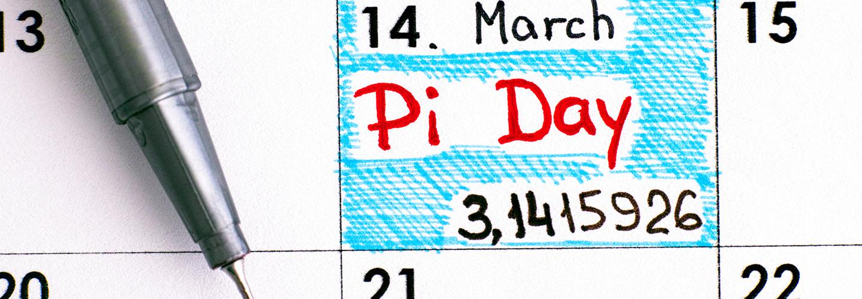 pi day calendar