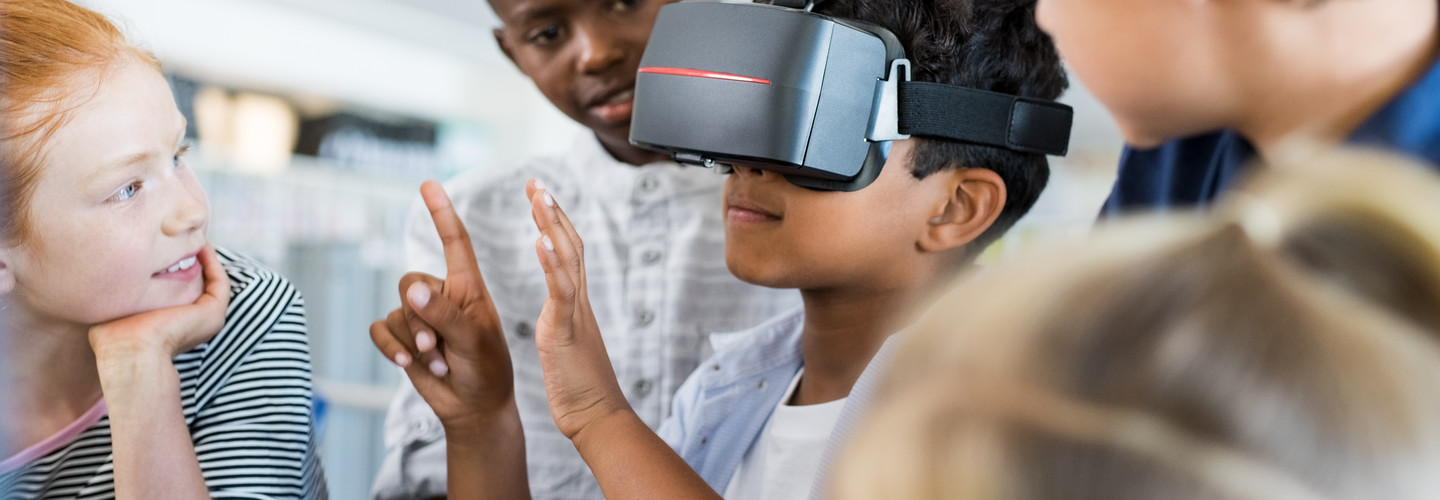 VR exercise games as physical education