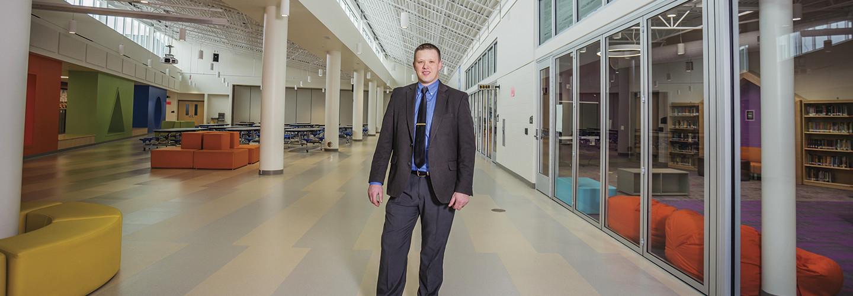 Jason Barthel, Executive Director of Technology, Rockford Public Schools