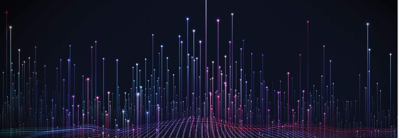 abstract photo of IT modernization