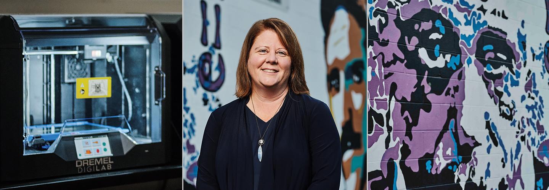 Jill Levine, Chief of Innovation and Choice, Hamilton County Schools