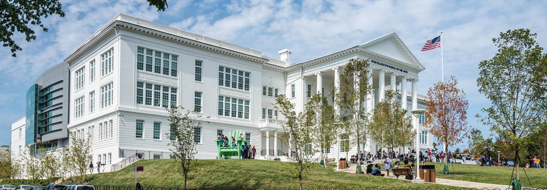 DCPS School Building