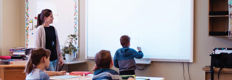 classroom av