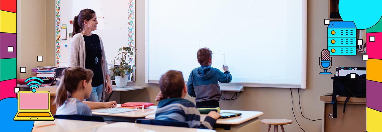 Back to School trends and av tech
