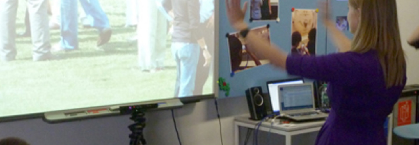 Do Natural User Interfaces Have a Place in Schools?