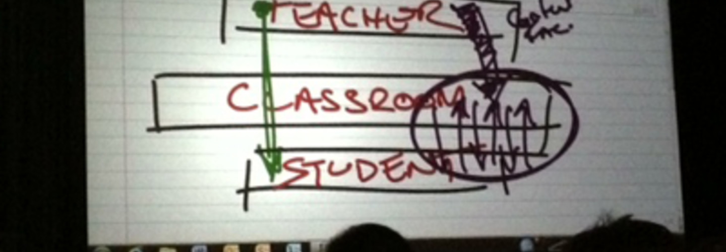 TCEA 2013: Teachers Can Survive (and Thrive in) the Education Revolution