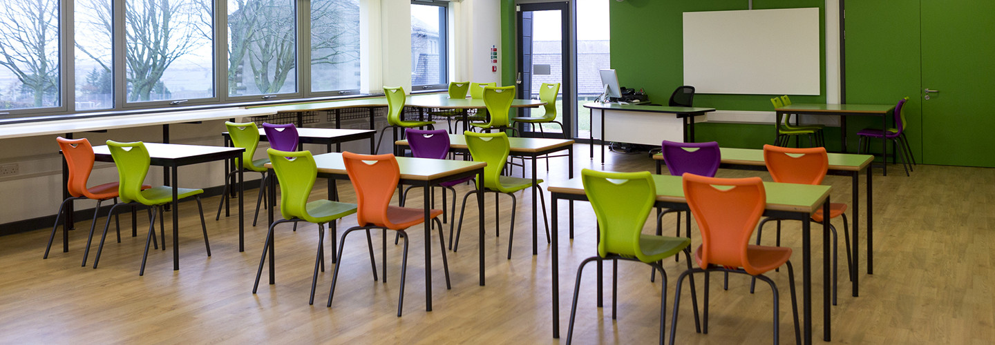Updates To Learning Spaces Make Schools Future Ready