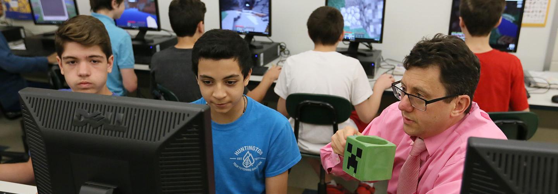 Educators Shape Minecraft's Growing Presence in the Classroom