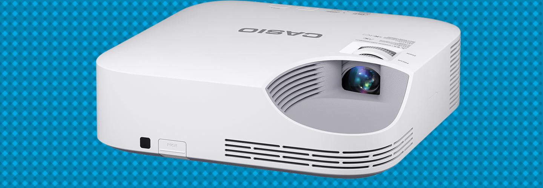Casio Ecolite XJ-V2 DLP Projector