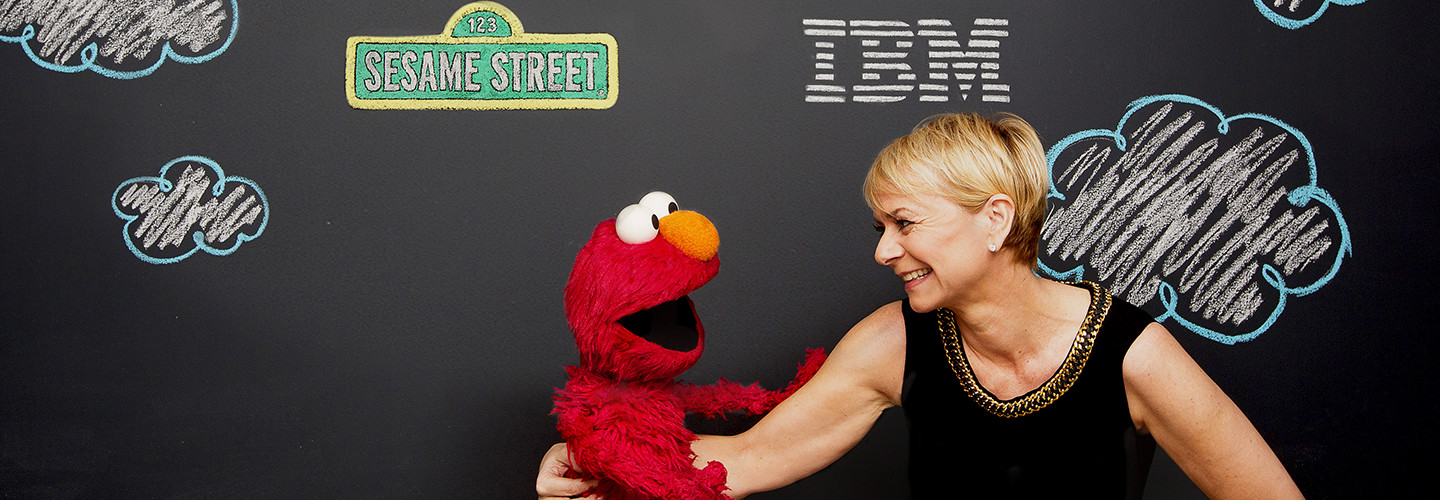 IBM and Sesame Workshop Aim to Personalize Learning for