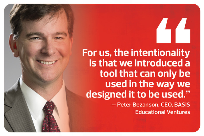 Peter Bezanson, CEO, Basis Educational Ventures