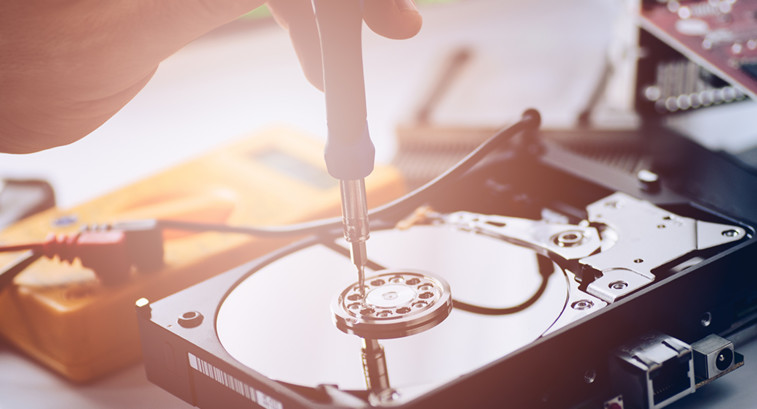 Disk drive data recovery