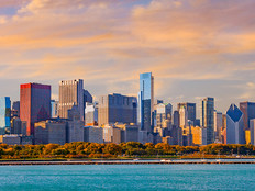 Chicago skyline ISTE