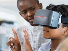 AR and VR in classrooms