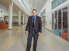 Jason Barthel, Executive Director of Technology, Rockford Public Schools