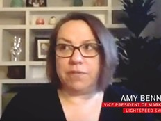 Amy Bennett, VP of Marketing, Lightspeed Systems