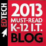 Must-read K-12 IT Blog