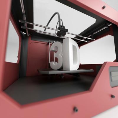 NASA Educator Sees Bright STEM Future in 3D Printing